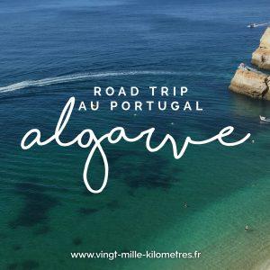 Road trip portugal algarve
