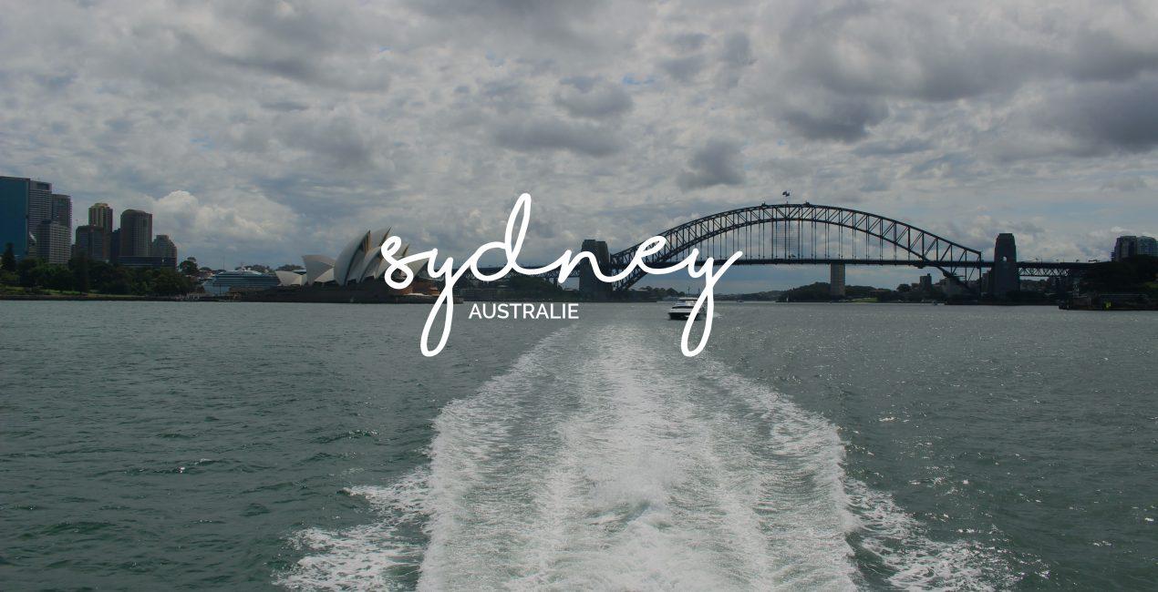 Sydney Australie cityguide
