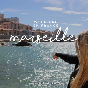 Marseille - Week end de 3 jours