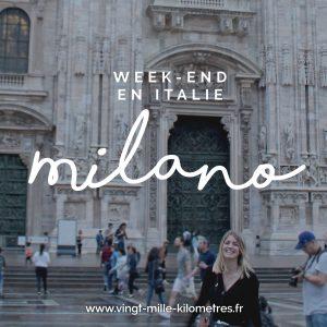 Partage post Milan