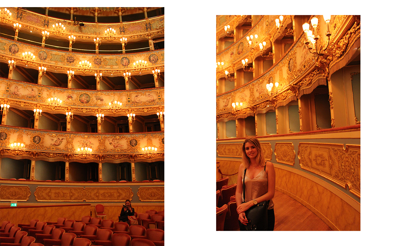 Opera Fenice - Venise