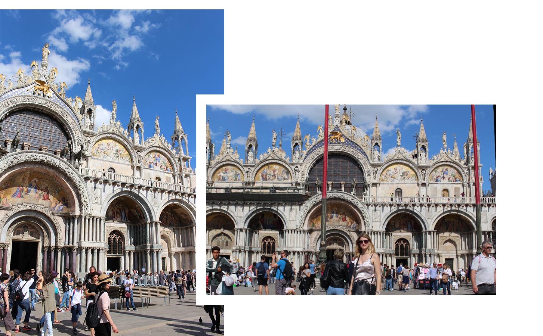 Basilique San Marco- Venise