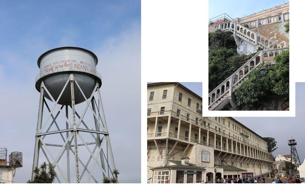 Prison Alcatraz exterieur