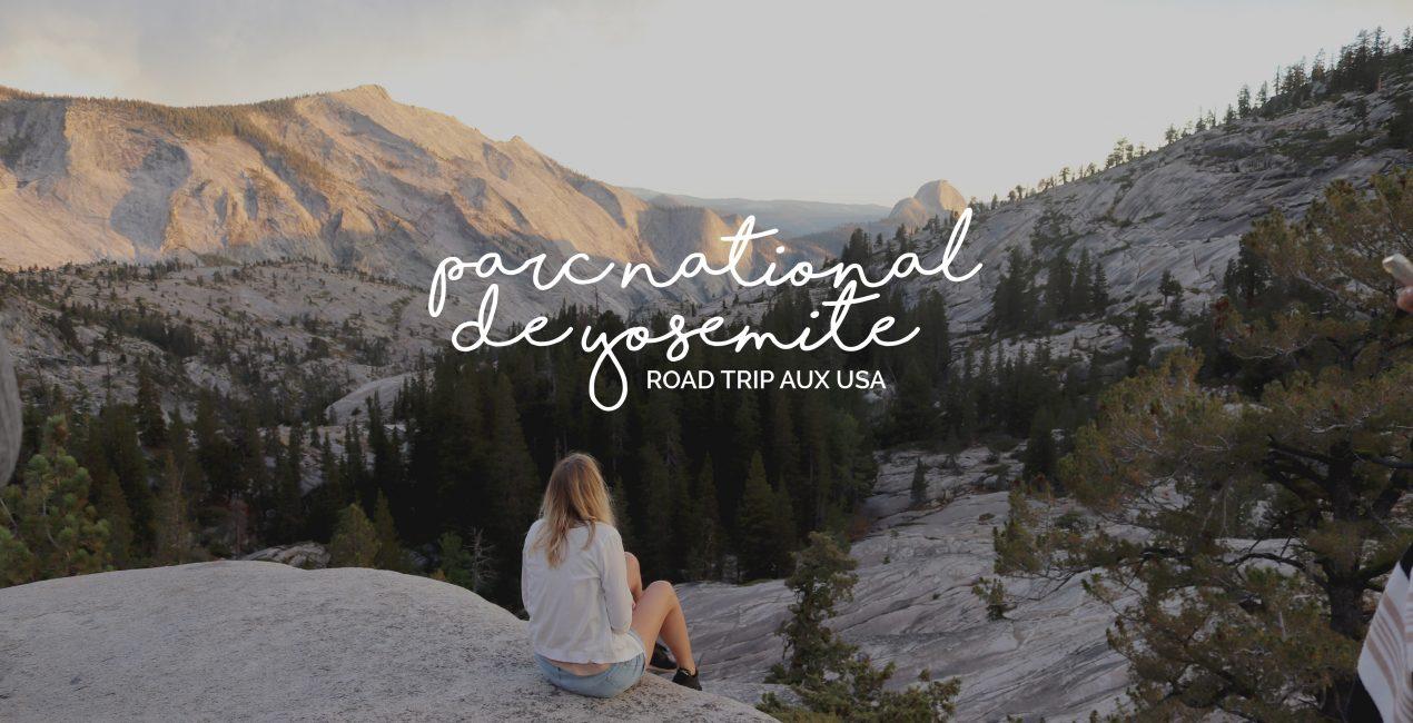 Parc national de Yosemite - USA