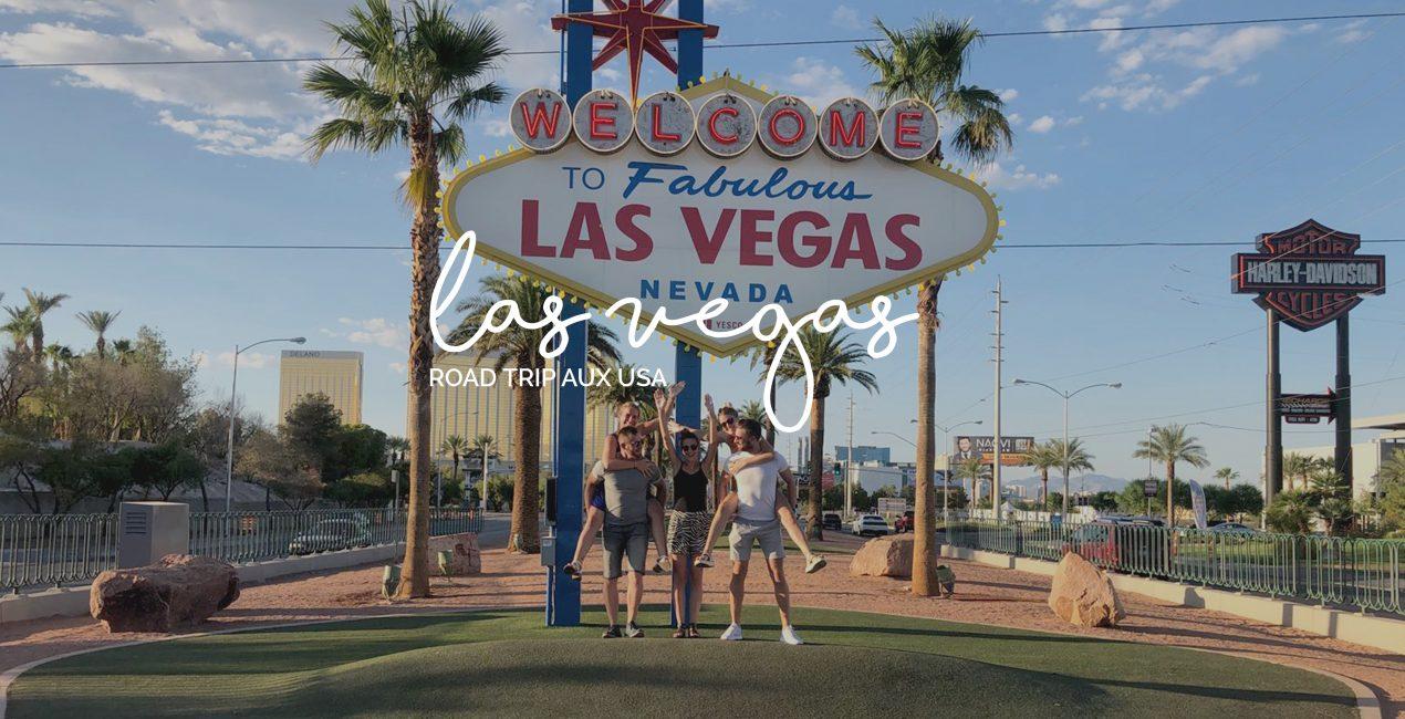 Las Vegas roadtrip